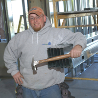 Tim a construction forman for ProCon in Faribault, MN is proud that they make buildings better than they have to.